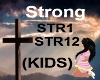 (KIDS) Strong Song