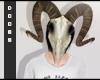 Ram mask - Natural (M)