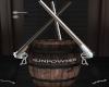 Gunpowder Barrel & Guns