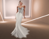 New Year Silver Gown