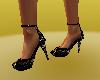 discoblackgoldheelshoes