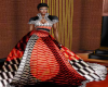 TEF HOLIDAY COUTURE GOWN