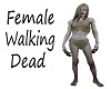 Female Walking Dead