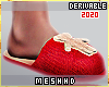 MHD. Red Slippers M Drv