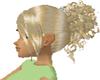 shiney blonde