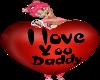 Ciara Wuv Dad