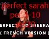 perfect sarah v francais