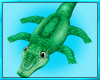 Alligator Pool Float