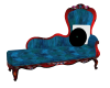 Blue Chaise Lounger