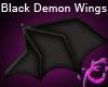 Black Deamon Wings