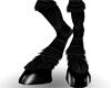 M* Blck Hrse Feet 4 Male