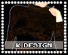 [*K] Wool TurtleNeck Brw
