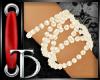 TD- Pearl|Wrap Bracelet