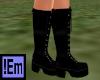 !Em Sh*t Kickin Boots Bk
