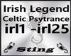 irsh legend - psytrance