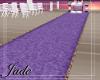 Wedding Purple Rug