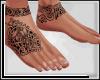 Bare Feet Tattoo