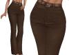 TF* Brown Belt  pants