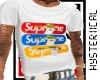 Supreme White Tee