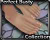 Perfect Busty Flat Feet
