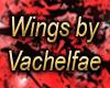 Marblized Red Archangel