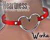 W° Heartness e Choker