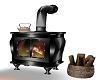 loft wood burner