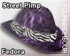 !Street  Fedora Hat