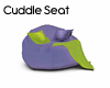[Alu] Cuddle Seat Purple