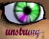 GreenPink Swith Eyes