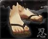 忍 Ronin Sandals