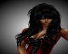 *SD* Black hair