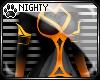 N: Reaper Dress Orange