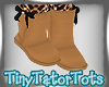 ♥meow♥ Camel Boots
