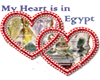My heart Egypt