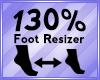 Foot Scaler 130%