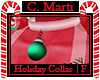 C. Marti Holiday CollarF