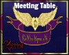 DSN Meeting Table