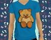 Boys Teddy Bear Shirt