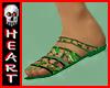 Elf Sandal Flat