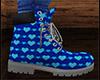 Heart Work Boots 6 (M)