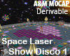Space Laser Show Disco 1