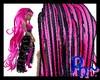 Astrima Hair Pink Fade