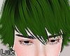 LC. Bob Green Hair.