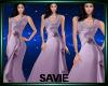 Bridesmaid Lilac Dress