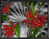 ~Red Flower Ivy~