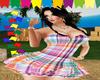 Dress Caipira