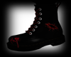 Bloody Goth Boots