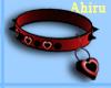 [A] Red Heart Collar