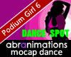 Podium Girl Dance Spot 6